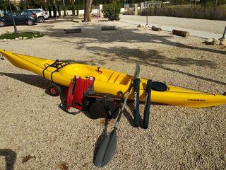 kayak tribord RK 500-1