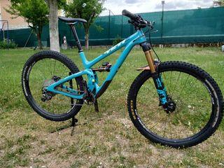 Bici enduro MTB Yeti SB5.5