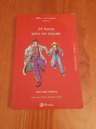 Libro 24 horas para un rescate ISBN 9788421662717