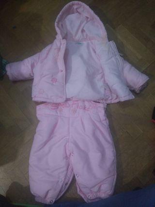 buzo +abrigo bebé el corte inglés