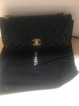 9638b0497 Bolso vintage Chanel de segunda mano en WALLAPOP