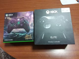mando Xbox one precintados