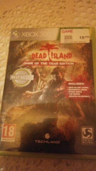 DEAD ISLAND /VIDEOJUEGO XBOX 360