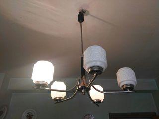 lámpara vintage años 60 contemporáneo bauhaus