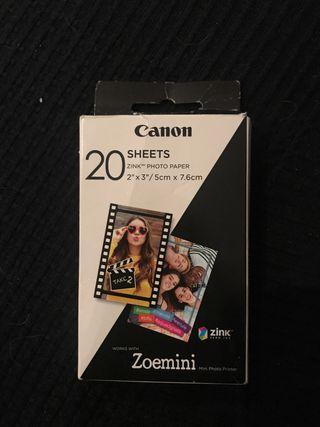 Canon fotos