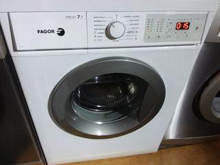 lavadora Fagor 7Kg A++ 1000 Rpm