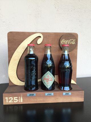Botellas Coca Cola vintage