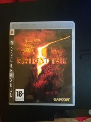 resident evil 5 - Ps3
