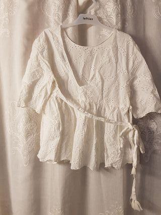 Blusa talla S de Zara