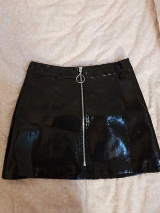 Falda talla S Zara