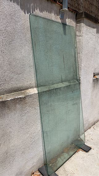 Cristal templado Grosor 15mm / 2m x 1m