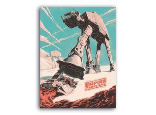 El imperio Contraataca Star Wars Ed. Limitada
