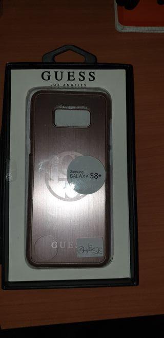 Funda GUESS!!!! SAMSUNG S8+ a estrenar