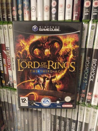 The lords of the ring third age