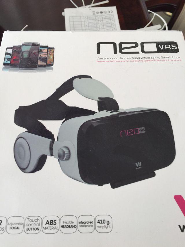 Cámara de realidad virtual