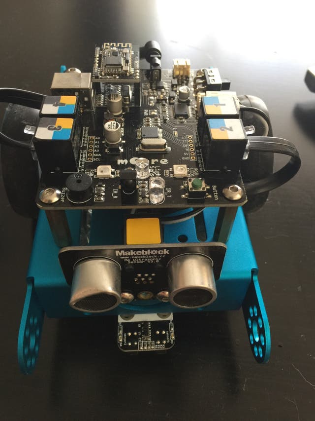 Coche robotizado