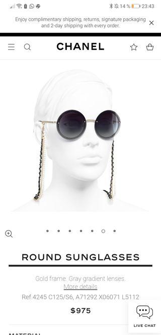 Gafas de sol Chanel CH4245
