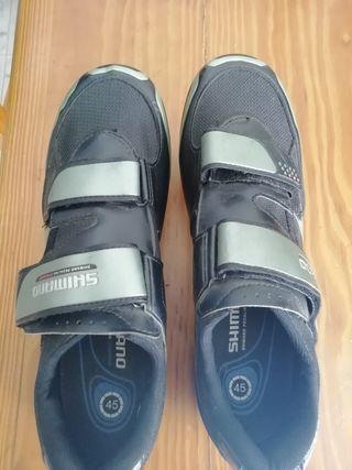 botas de ciclismo Shimano