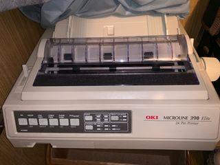 Impresora matricial OKI