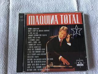 MÁQUINA TOTAL 7 DOBLE CD