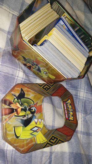lote de cartas de pokemon
