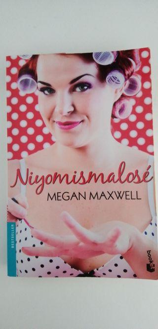 libro Megan Maxwell niyomismalose