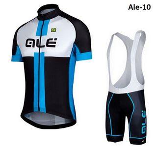 Equipación ciclismo verano Ale-10 t.M,L
