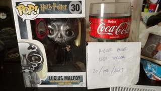 Funko Pop Lucius Malfoy (Exclusivo)