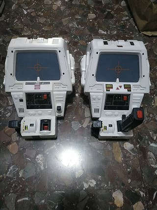 2 Máquinas Space Turbo