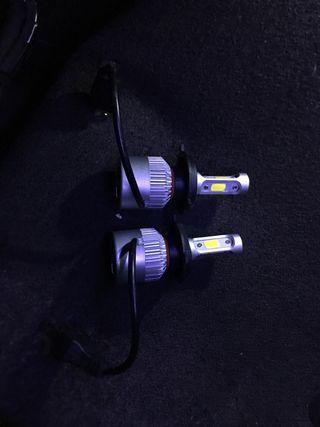 Bombillas H4 LED