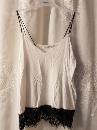 Blusa talla M pull and bear