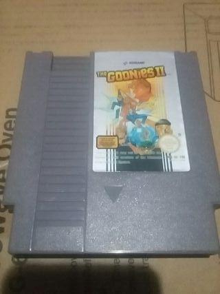 the goonies 2 II Nintendo nes