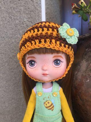 Repaint muñeca híbrida estilo Holala