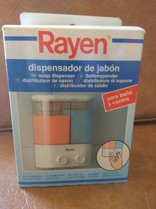 Dispensador jabón Rayen