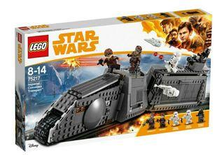 LEGO STAR WARS - Imperial Conveyex Transport 75217