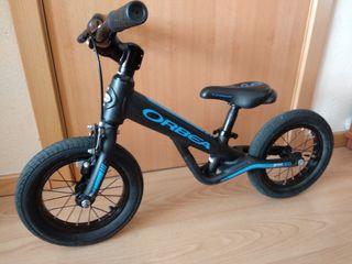 Bicicleta sin pedales para niños orbea grow 0