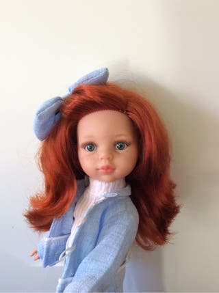 Muñeca Erin o Cristi de Paola Reina
