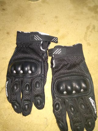 guantes Triumph mujer