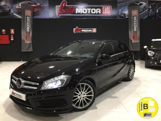 Mercedes-Benz Clase A A 180 CDI BlueEFFICIENCY AMG Line 80 kW (109 CV)