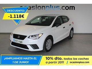 SEAT Ibiza 1.6 TDI CR SANDS Reference 70 kW (95 CV)