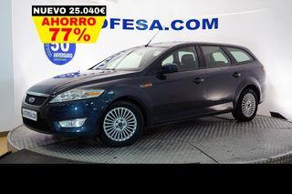 Ford Mondeo 1.8 TDCi 125cv Trend 5p