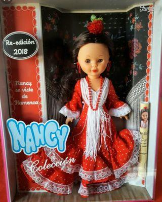 Nancy Flamenca Re-edición 2018. Colección. Nueva
