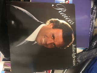 Disco Julio Iglesias