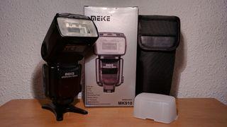 Flash Meike MK910 para Nikon
