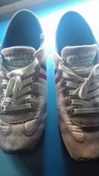 77fa2a66 Zapatillas deportivas de segunda mano en Humanes de Madrid en WALLAPOP
