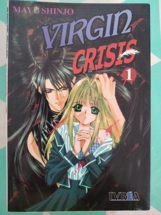 Manga Virgin Crisis (mayu shinjo)
