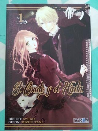 Manga El Conde y el hada