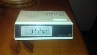 reloj despertador casio ma1 1977