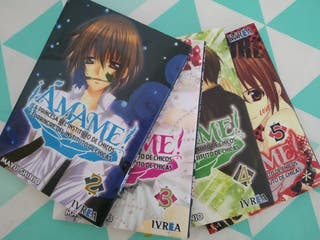 Manga Ámame (mayu shinjo)