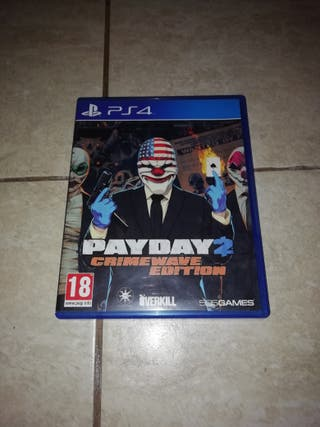 PAYDAY 2 PS4!